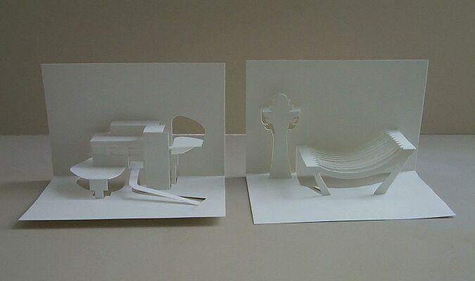 Die Welt Des Origami Und Der Origami Architektur Von Joachim