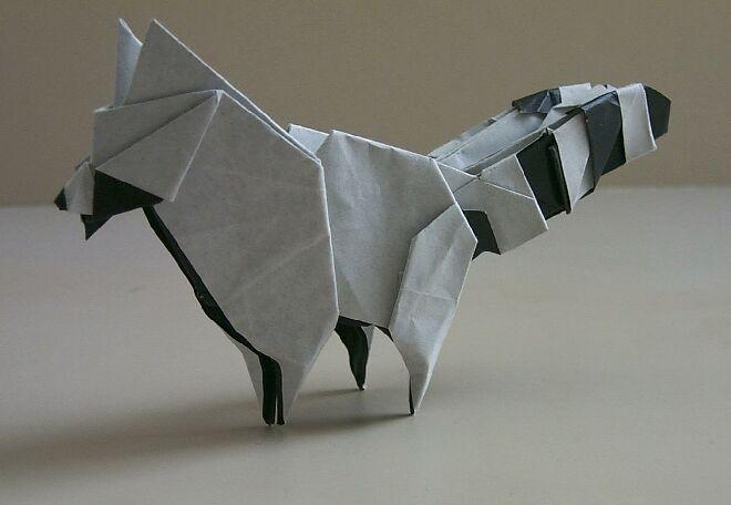 die welt des origami und der origami architektur von joachim gunderlach. Black Bedroom Furniture Sets. Home Design Ideas